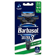 Barbasol Ultra 3 Disposable Razor