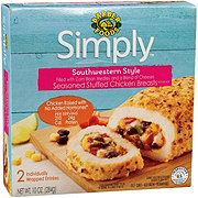 Barber Foods Simply Southwestern Style Stuffed Chicken Breasts