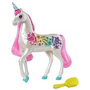 Barbie Brush And Sparkle Unicorn