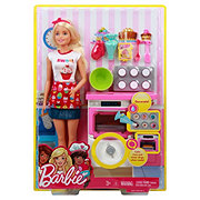 Barbie Chef Doll And Playset