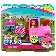 Barbie Club Chelsea Choo Choo Train