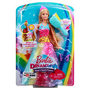 Barbie Dreamtopia Brush N Sparkle Princess