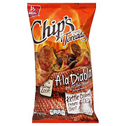 Barcel Chip's by Papa Toreadas A La Diabla Kettle Cooked Potato Chips