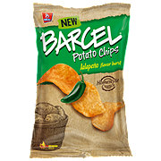 Barcel Jalapeno Kettle Cooked Potato Chips