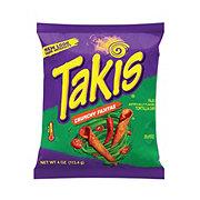 Barcel Takis Crunchy Fajita Taco Flavored Tortilla Chips