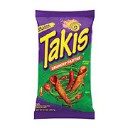Barcel Takis Crunchy Fajita Taco Tortilla Chips