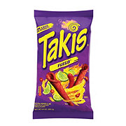 Barcel Takis Fuego Tortilla Chips Shop Chips At Heb