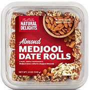 Bard Valley Almond Medjool Date Rolls