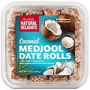 Bard Valley Coconut Medjool Date Rolls