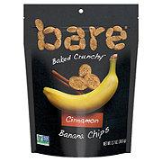 Bare Baked Crunchy Cinnamon Banana Chips