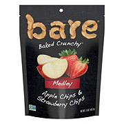 Bare Baked Crunchy Medley Apple & Strawberry Chips