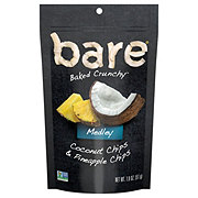 Bare Baked Crunchy Medley Pineapple & Coconut Chips