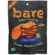 Bare Baked Crunchy Sea Salt Sweet Potato Chips