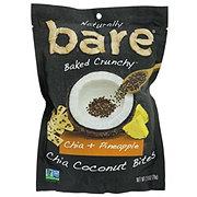 Bare Chia + Pineapple Coconut Bites