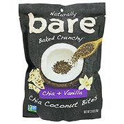 Bare Chia + Vanilla Coconut Bites