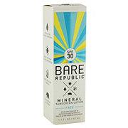 Bare Republic SPF 30 Sunscreen Face Lotion