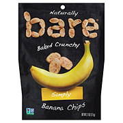 Bare Simply Banana Chips