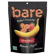Bare Strawberry Banana Chips