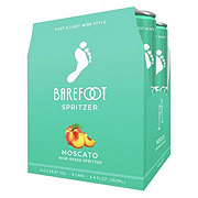 Barefoot Refresh Moscato Spritzer 8.4 oz Cans