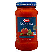 Barilla All Natural Tomato & Basil Sauce