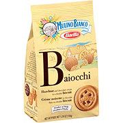 Barilla Mulino Bianco Baiocchi Hazelnut & Chocolate Cream Biscuits