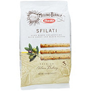 Barilla Mulino Bianco Sfilati Breadsticks with Green & Black Olives