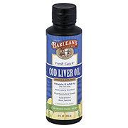 Barlean's Fresh Catch Cod Liver Oil Lemonade