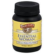 Barlean's Organic Oils The Essential Woman 1000 Mg Softgels