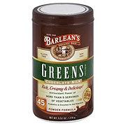 Barleans Barleans Organic Chocolate Silk Greens
