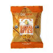 Barnana Peanut Butter Chewy Banana Bites