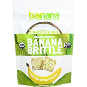 Barnana Toasted Coconut Banana Brittle