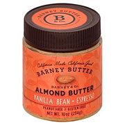 Barney Butter Vanilla Bean + Espresso Almond Butter