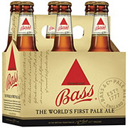 Bass Pale Ale Beer 12 oz Bottles