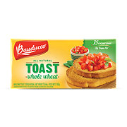 Bauducco Toast, Whole Wheat