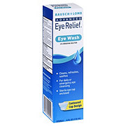 Bausch & Lomb Advanced Eye Relief Eye Wash
