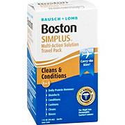 Bausch & Lomb Boston Multi-Action Solution Travel Kit
