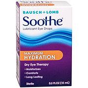 Bausch & Lomb Soothe Maximum Hydration Eye Drops