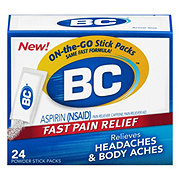 BC Aspirin Fast Pain Relief Powder