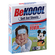 Be Koool Disney Soft Gel Sheets