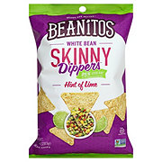 Beanitos Skinny Dippers Hint Of Lime White Bean Chips