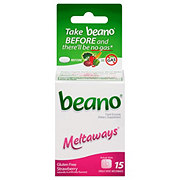 Beano Strawberry Meltaways