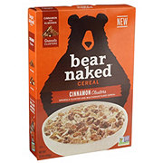 Bear Naked Cinnamon Clusters Cereal