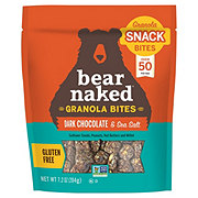 Bear Naked Dark Chocolate Sea Salt Granola Bites
