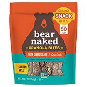 Bear Naked Granola Bites Dark Chocolate Sea Salt