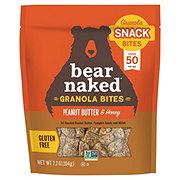 Bear Naked Peanut Butter & Honey Granola Bites