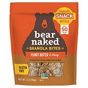 Bear Naked Peanut Butter & Honey Granola Bites