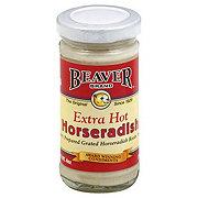 Beaver Brand Extra Hot Horseradish