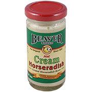 Beaver Brand Hot Cream Horseradish