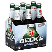 Beck's Non-Alcoholic Beer 6 PK Bottles