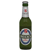 Beck's Non-Alcoholic Beer Bottle